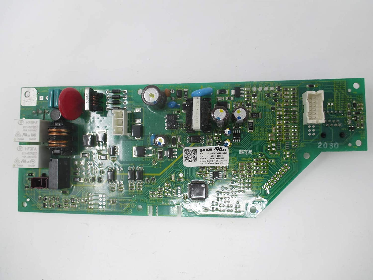 265D1462G203 Control Board For GE Dishwasher