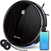 Coredy Hard Floor Wi-Fi Connected Robot Vacuum Cleaner