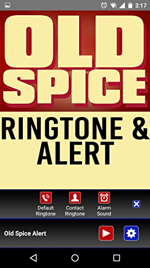 Old spice ringtone and alert youtube.
