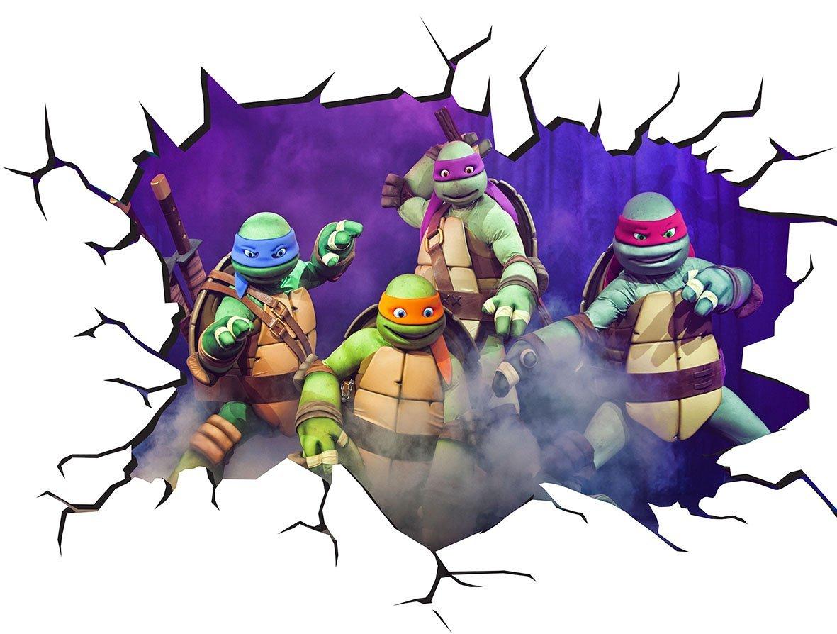TMNT Teenage Mutant Ninja Tortugas Hero V102 Crack pared ...