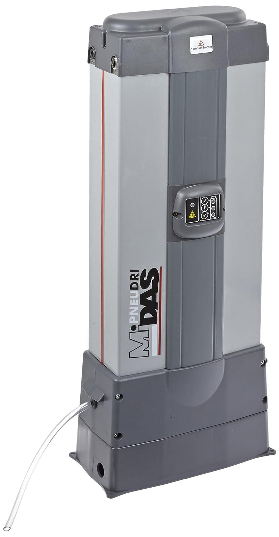 Parker das4 pneudri Midas desecante secador de aire, 10 CFM, 3/8