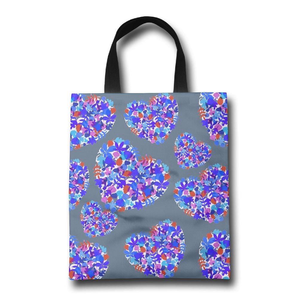 high-quality Bird Flock Heart Cartoon Women s Reusable Shopping Bags Funny Market  Bag e3f78997d8