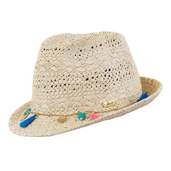 Cappello di Paglia Formosa Trilby Chillouts cappello estivo cappello da sole  Taglia unica - natura- 69e250f06669