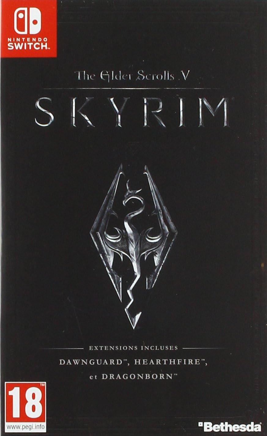 Skyrim - Nintendo Switch [Importación francesa]