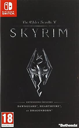 Skyrim - Nintendo Switch [Importación francesa]: Amazon.es ...