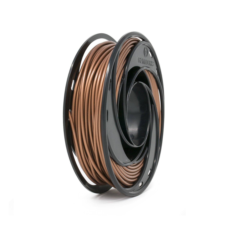 Gizmo Dorks Metal cobre de filamento para impresora 3d (1,75 mm ...