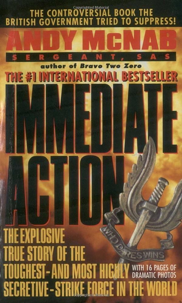 Immediate Action Explosive Toughest Secretive Strike