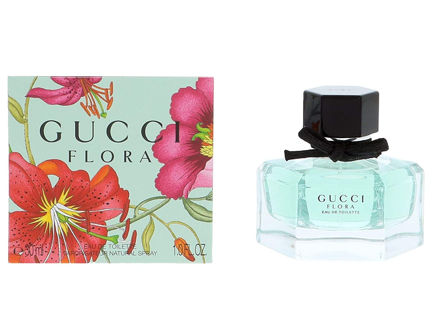 8b3efec5c Gucci Flora Eau de Toilette for Women - 30 ml: Amazon.co.uk: Beauty