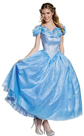 7b5d0159094 Disney Princess Cinderella Movie Prestige Fancy Dress Halloween Costume