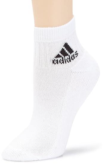 3 Semi Adidas Sneaker Paia Calzini Di Unisex Caviglia Set Alla Imbottito 6Z65nrqRwx