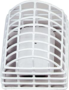 """Safety Technology International, Inc. STI-9621 Motion Detector Damage Stopper Steel Wire Cage for PIRs, Approx. 7"""" x 5.75"""" x 4.5"""""""
