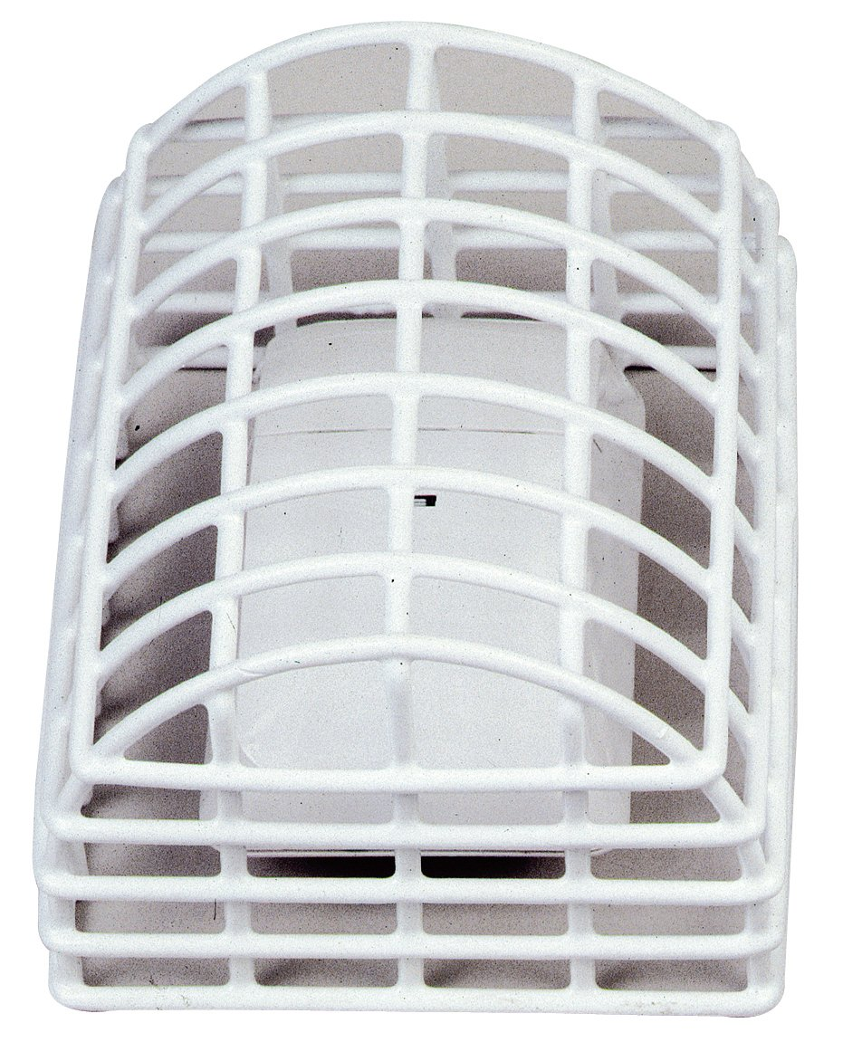 Safety Technology International, Inc. STI-9621 Motion Detector Damage Stopper Steel Wire Cage for PIRs, Approx. 7'' x 5.75'' x 4.5''