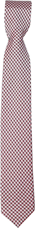 Boys Plaid Neckties Kids Formal Checkered Ties In Various Colors