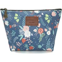 HUNGER Flower Leaves Make-Up Cosmetic Tote Bag Carry Case , 14 Patterns (P1141706)