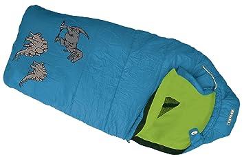 Boll Patrol Lite R Saco de Dormir Infantil, Infantil, Schlafsack Patrol Lite R, Atoll, 185 x 62 x 5 cm: Amazon.es: Deportes y aire libre