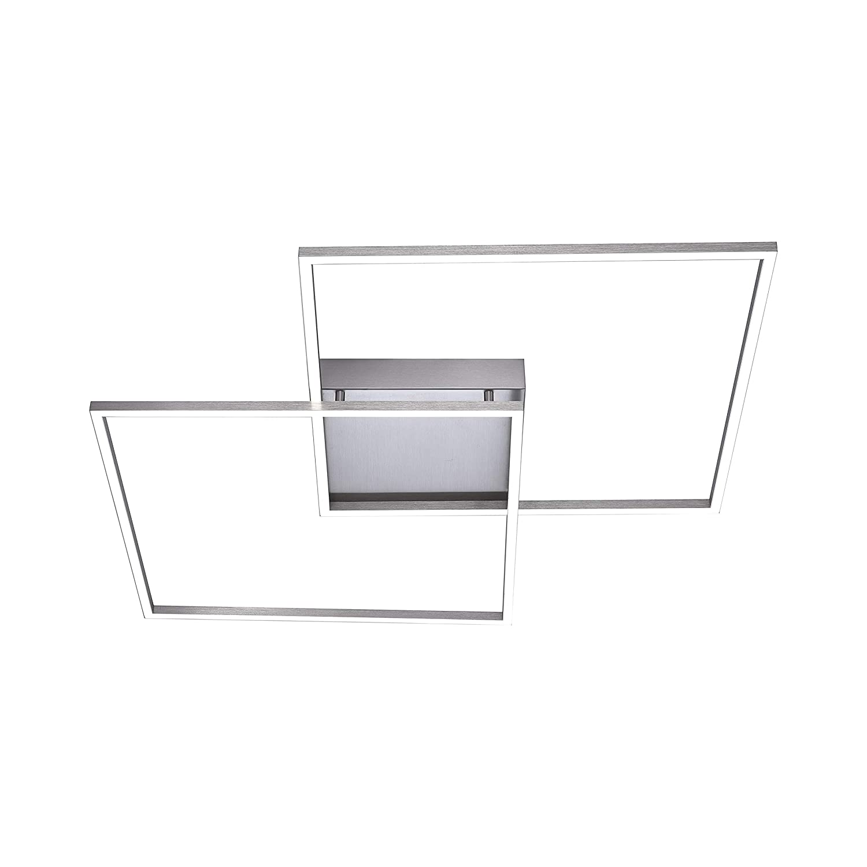 Paul Neuhaus 6430-55 Q-INIGO LED-Deckenleuchte Smart Home, CCT Farbwechsel dimmbar warmweiß - kaltweiß