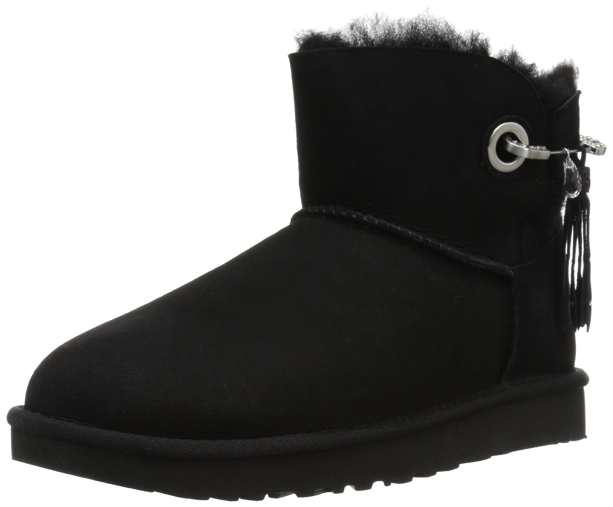 UGG Women's Josey Winter Boot, Black, 10 M US