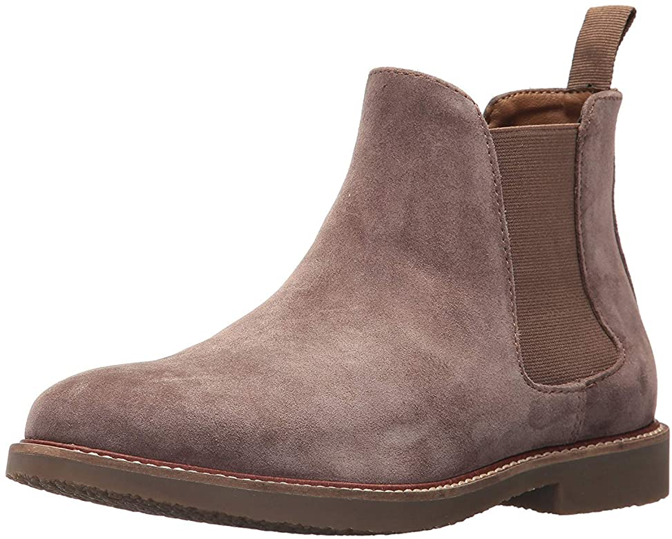 Highline Chelsea Boot, Taupe Suede