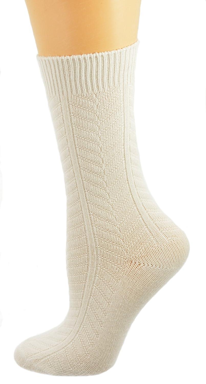 Sierra Socks Womens Outdoor Winter Bamboo Crew Socks W430 4009