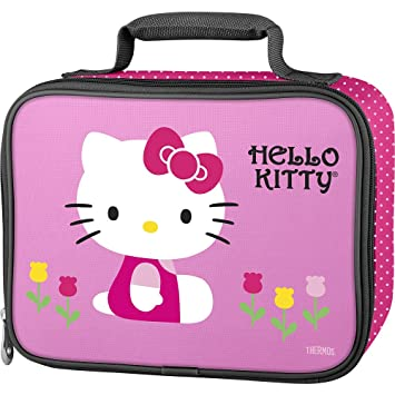 b31fd6e6eff0 Amazon.com   Thermos Hello Kitty Soft Lunch Kit   Baby Food Storage  Containers   Baby