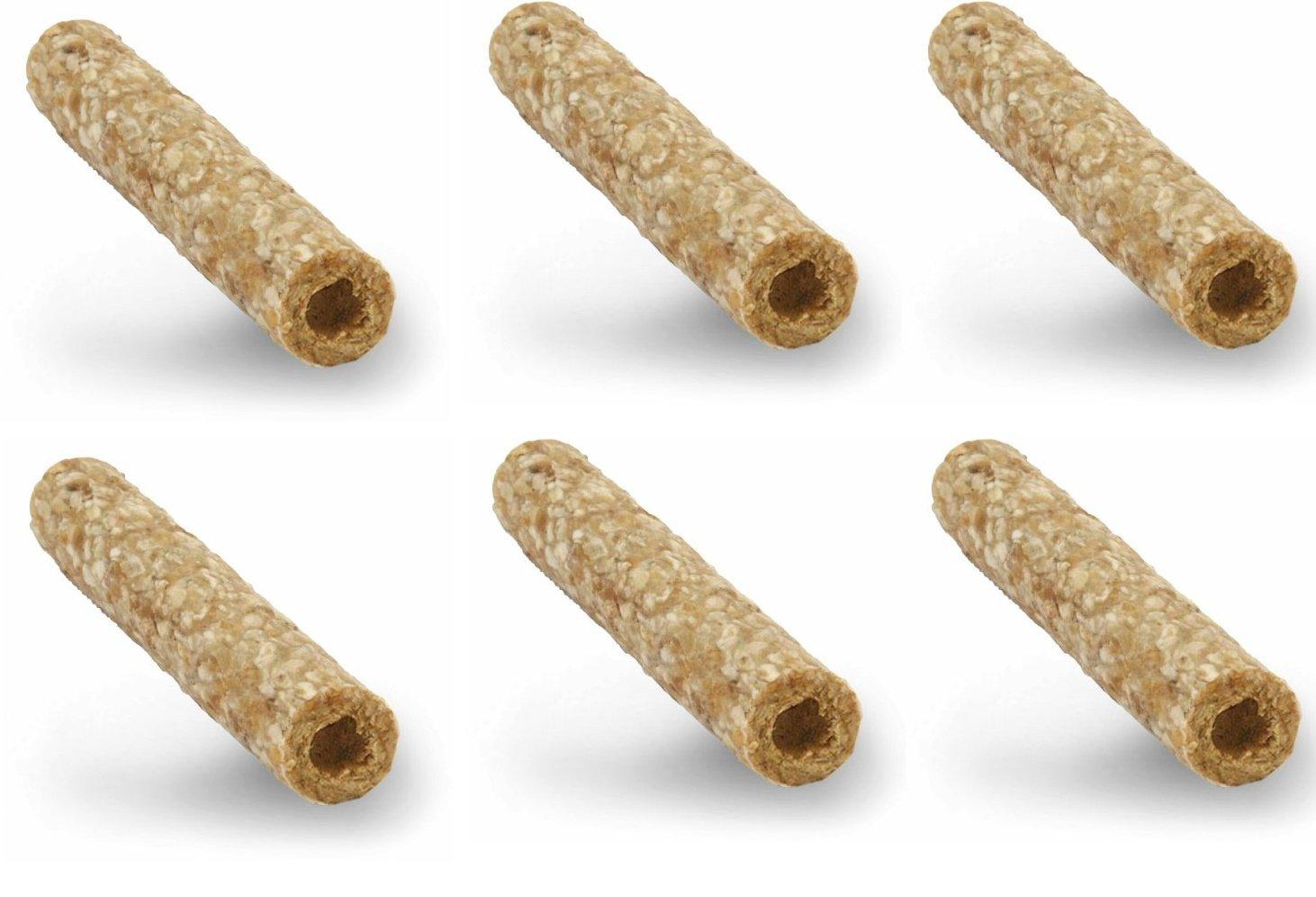 (6 Pack) Redbarn Filled Munchie Retriver, Peanut Butter