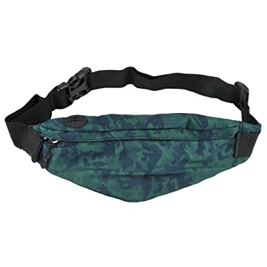 c128b1093226 Faleto Waist Bag Pack Slim Water Resistant Fanny Pack Travel Bum Bag  Running Belt for Traveling Cycling Hiking Camping
