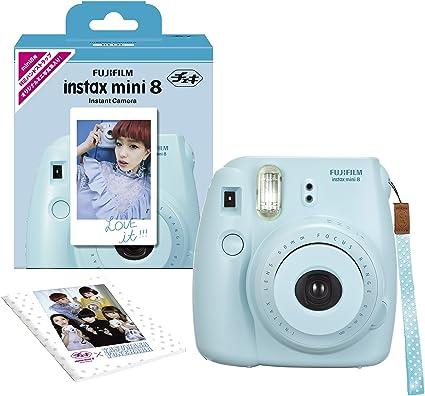 Fujifilm INS MINI 8 BLUE NI product image 5