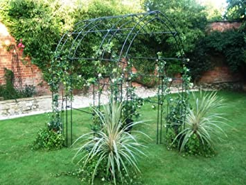 HGG 58 Garden Arch Outdoor Patio Garden Archway Tunnel Garden