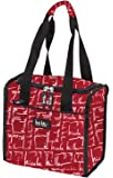 "Nicole Miller 11"" Insulated Lunch Box Portable Cooler Bag - Signature Red"
