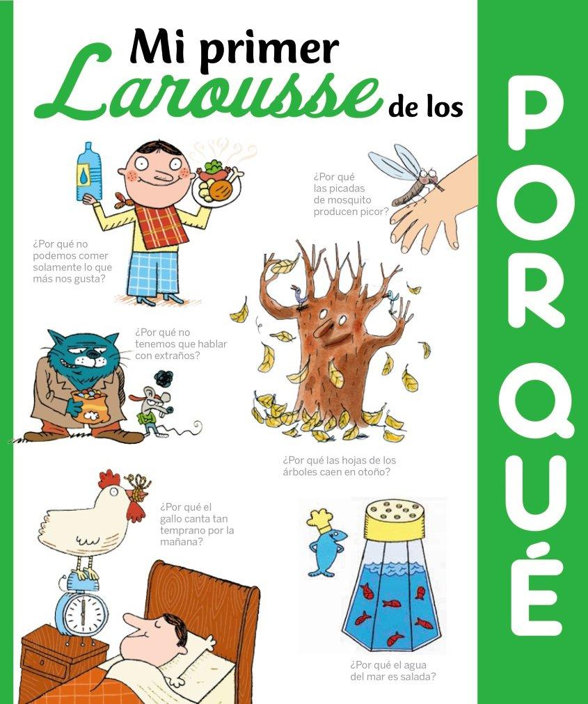 Larousse - Infantil / Juvenil - Castellano - A Partir De 5/6 Años: Amazon.es: Larousse Editorial, María del Mar Oñate, David Aguilar España: Libros