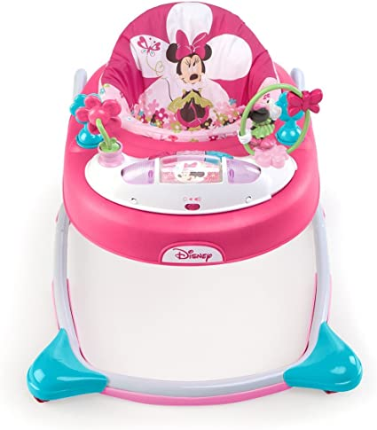 DISNEY Baby Trotteur Minnie