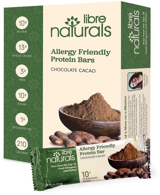 allergen-free protein bar
