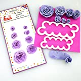 The Easiest Rose Ever Small Cutter Set of 2 by FMM