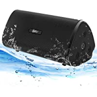 Altavoz Portátil Bluetooth 4.2 AY de 30W Impermeable IPX7,Sonido estéreo HD,Extra Bass con Tecnología TWS,Resistente a Golpes,Construido en Micrófono, Autonomía de 24h para Camping,Viajes,Aire Libre.