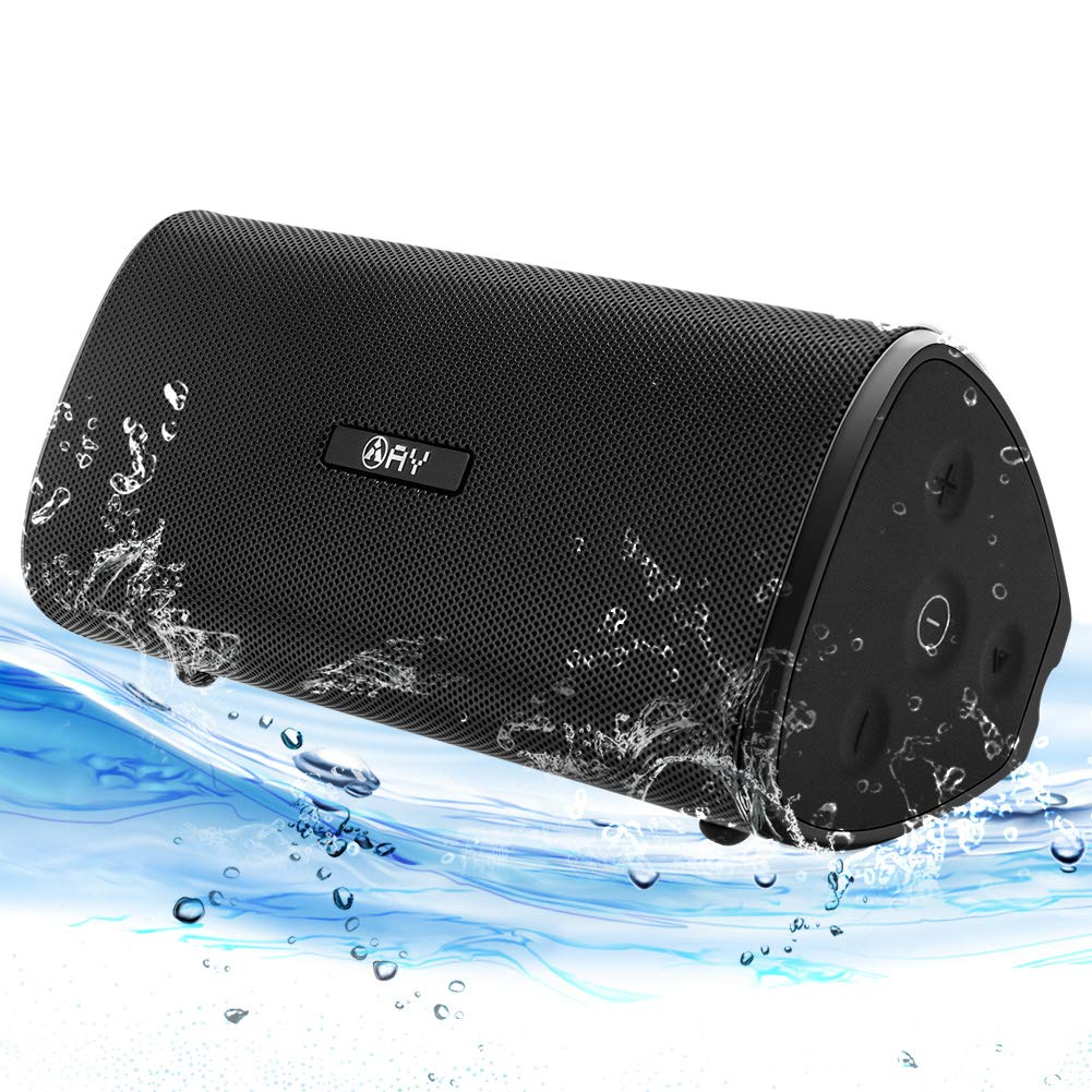 Ay Portable Wireless Bluetooth 4.2 Speakers 30w With Hd...
