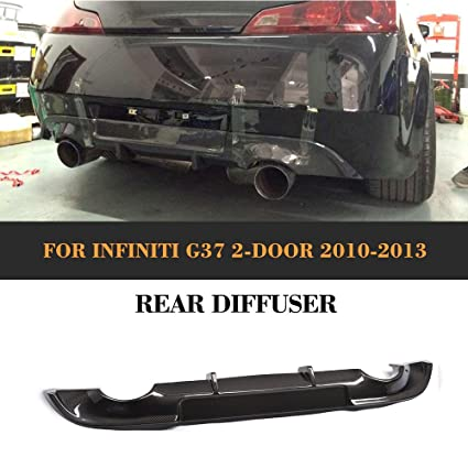 MCARCAR KIT Rear Diffuser fits Infiniti G37 Coupe 2009-2013