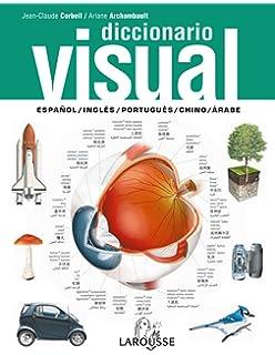 Diccionario Visual: español, inglés, portugués, árabe, chino
