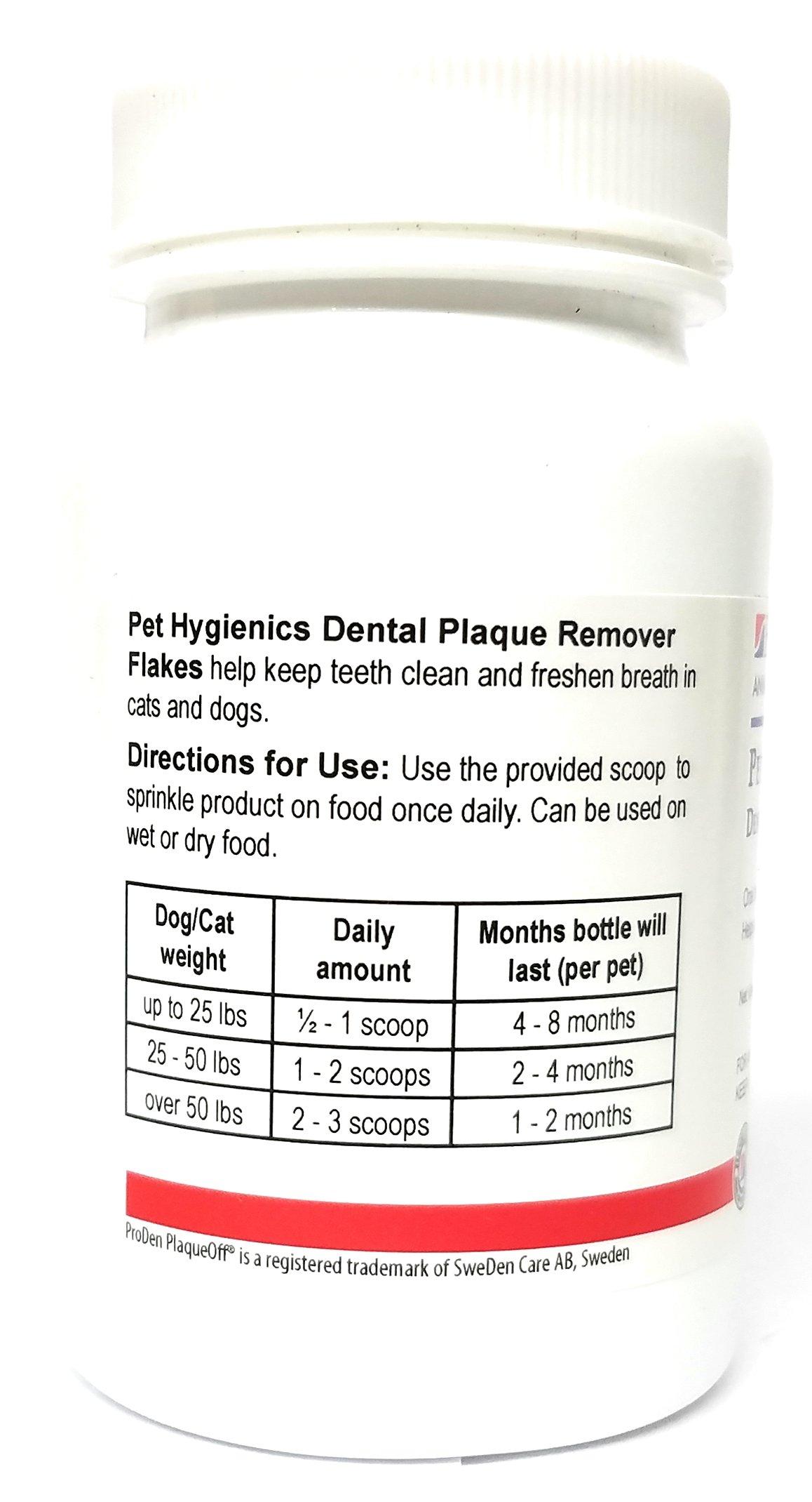 Henry Schein Pet Hygienics Dental Plaque Remover Flakes by Henry Schein (Image #1)