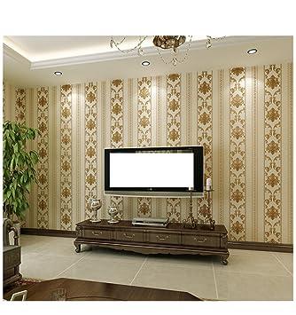 Tapete 3D Wallpapers/vertikale Streifen/Non Woven/Wall/Wallpaper/Wohnzimmer