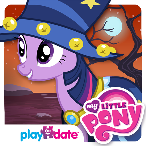 MY LITTLE PONY: Trick or Treat -