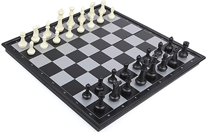 Nilkanth Toys Magnetic Chess