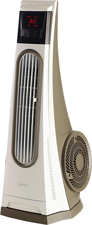 Bimar VC92 Ventilador Columna Oscilante Tornado, Ventilador de ...