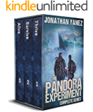 The Pandora Experiment: Box Set of Books 1 - 3