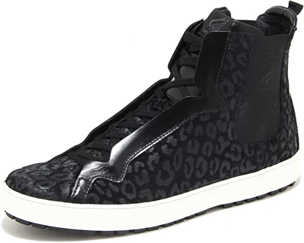 Hogan 4615m Sneakers Uomo Hi Top Scarpe Men Shoes 8 Amazon It Scarpe E Borse