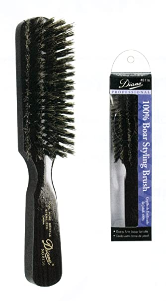 Amazon.com : Diane Boar Styling Brush #8116 : Hair Styling Accessories : Beauty