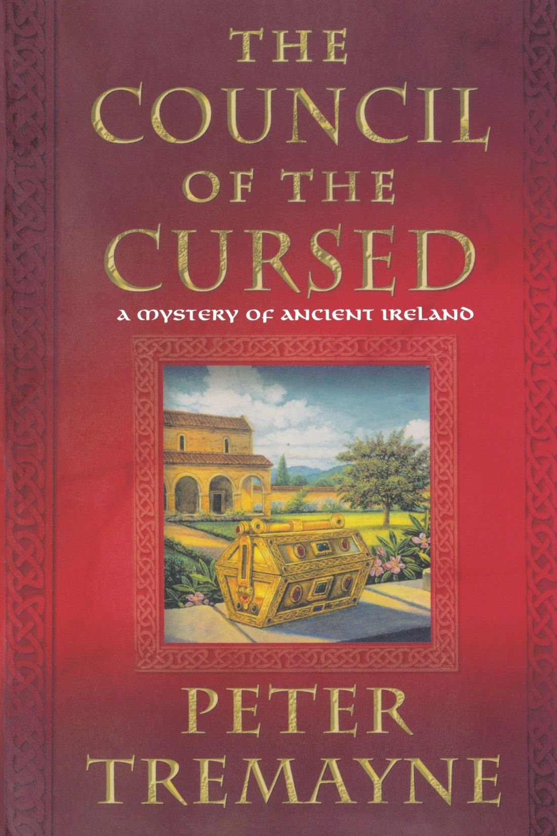 Download The Council of the Cursed: A Mystery of Ancient Ireland (Mysteries of Ancient Ireland) PDF