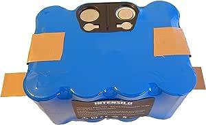 INTENSILO Batería NiMH 4500mAh (14.4V) para robot aspirador Home Cleaner Samba XR210, XR210C como NS3000D03X3, YX-Ni-MH-022144.: Amazon.es: Hogar