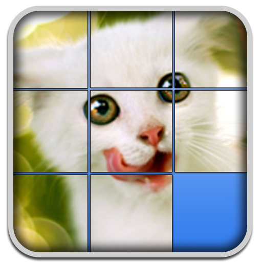 - Scramble Squares: Sliding Picture Puzzle & Guess The Word Game Combo