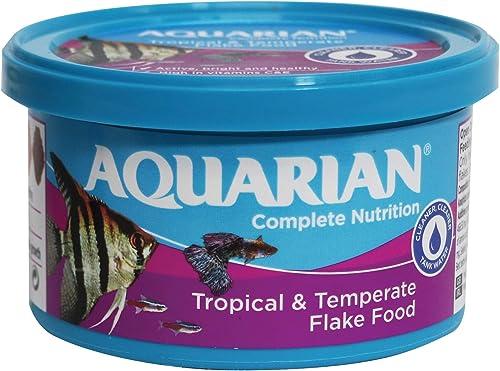 Aquarian-Tropische-Flocke-Fischfutter