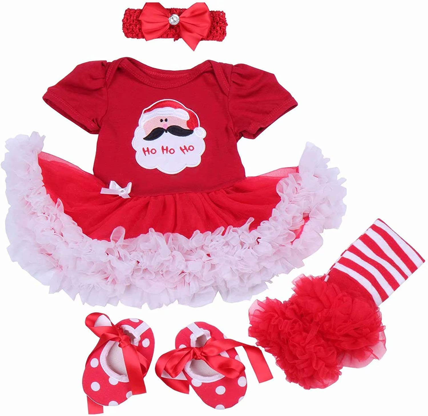 Baby shower Christmas photo prop Baby Christmas outfit Baby girl clothes Baby gift Santa baby Chirstmas baby Red baby poncho
